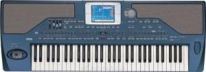 Lekcje gry na keyboardzie