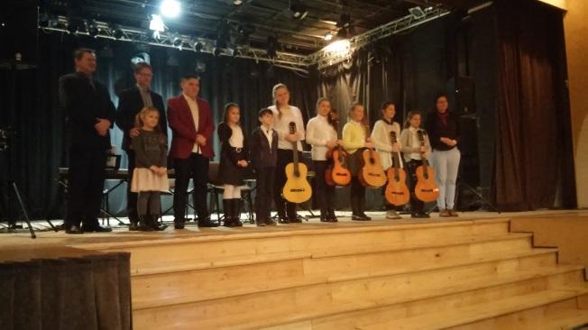 Kolejny koncert uczniów naszej szkoły