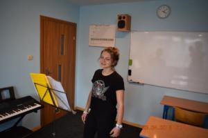 Lekcje śpiewu Szkoła Muzyczna Effect Wrzśnia 06