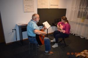 Nauka gry na gitarze Szkoła Września 2019 5