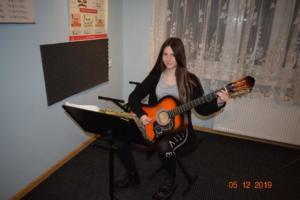 Nauka gry na gitarze Szkoła Muzyczna Września 2019 02