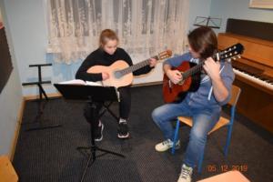 Nauka gry na gitarze Szkoła Muzyczna Września 2019 15