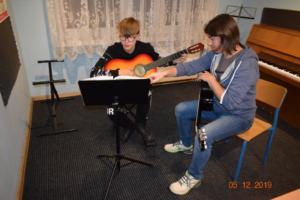 Nauka gry na gitarze Szkoła Muzyczna Września 2019 20