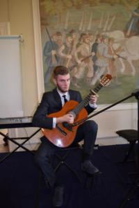 Recital dyplomowy Huberta Haremskiego 2018 1