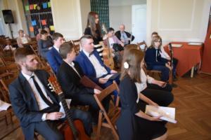 Recital dyplomowy Huberta Haremskiego 2018 4
