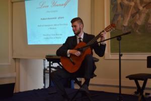 Recital dyplomowy Huberta Haremskiego 2018 5