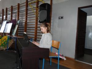 Udział Olgi i Tobiasza w koncercie 2018 2