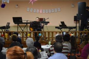 Koncert Dzień Babci i Dziadka 24 I 2020 Szkoła Muzyczna Effect we Wrześni 004
