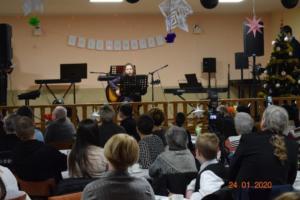 Koncert Dzień Babci i Dziadka 24 I 2020 Szkoła Muzyczna Effect we Wrześni 005