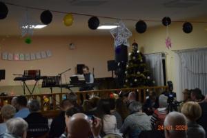 Koncert Dzień Babci i Dziadka 24 I 2020 Szkoła Muzyczna Effect we Wrześni 020
