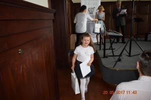 Konkurs o laurdzieci wrzesińskich 20.05.2017 szkoła muzyczna effect 20