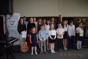 Konkurs o laurdzieci wrzesińskich 20.05.2017 szkoła muzyczna effect 22