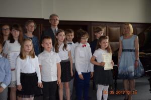 Konkurs o laurdzieci wrzesińskich 20.05.2017 szkoła muzyczna effect 27