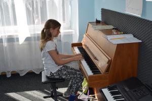 Lekcje gry na fortepianie Szkoła Muzyczna Effect Września 09