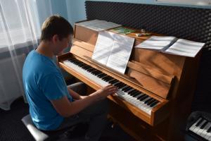 Lekcje gry na fortepianie Szkoła Muzyczna Effect Września 23