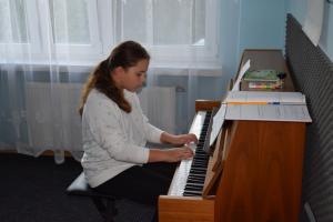 Lekcje gry na fortepianie Szkoła Muzyczna Effect Września 32