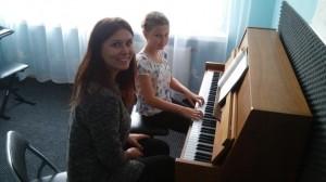 Lekcje gry na pianinie Szkoła Muzyczna Września 5
