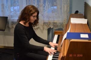 Nauka gry na pianinie Szkoła Muzyczna Effect we Wrześni 201902