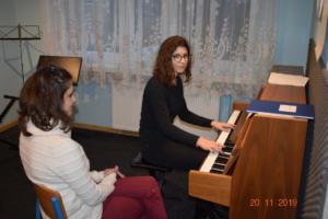 Nauka gry na pianinie Szkoła Muzyczna Effect we Wrześni 201905