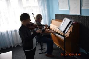 Lekcje gry na skrzypcach Szkoła Muzyczna Effect we Wrześni 01
