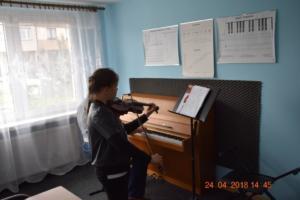 Lekcje gry na skrzypcach Szkoła Muzyczna Effect we Wrześni 04