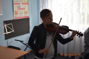 Lekcje gry na skrzypcach Szkoła Muzyczna Effect we Wrześni 07