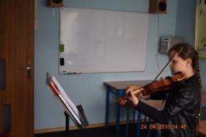 Lekcje gry na skrzypcach Szkoła Muzyczna Effect we Wrześni 08