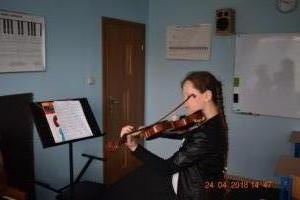 Lekcje gry na skrzypcach Szkoła Muzyczna Effect we Wrześni 10