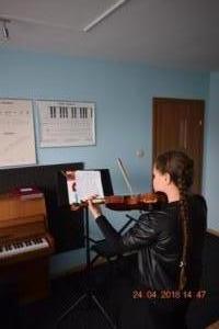 Lekcje gry na skrzypcach Szkoła Muzyczna Effect we Wrześni 11