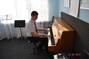 Egzaminy 2019 Szkoła Muzyczna Września 22