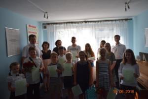Zakończenie roku szkolnego 2018 2019 Szkoła Muzyczna Effect 01