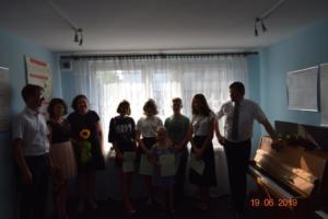 Zakończenie roku szkolnego 2018 2019 Szkoła Muzyczna Effect 03