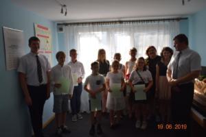 Zakończenie roku szkolnego 2018 2019 Szkoła Muzyczna Effect 05