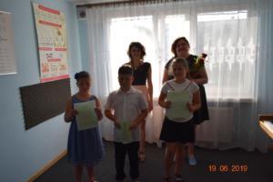Zakończenie roku szkolnego 2018 2019 Szkoła Muzyczna Effect 07