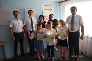 Zakończenie roku szkolnego 2018 2019 Szkoła Muzyczna Effect 09