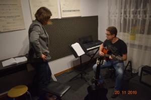 Lekcje gry na gitarze XI 2019 Szkoła Muzyczna Effect we Wrześni 26