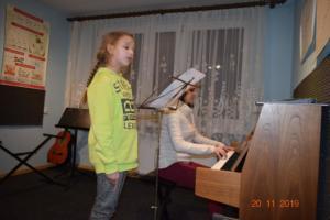 Lekcje śpiewu XI 2019 Szkoła Muzyczna Effect we Wrześni 010109