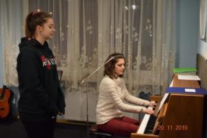 Lekcje śpiewu XI 2019 Szkoła Muzyczna Effect we Wrześni 010118