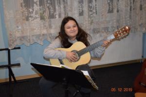 Nauka gry na gitarze Szkoła Muzyczna Września 2019 05