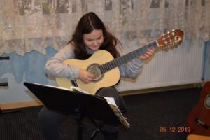 Nauka gry na gitarze Szkoła Muzyczna Września 2019 06