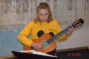 Nauka gry na gitarze Szkoła Muzyczna Września 2019 10
