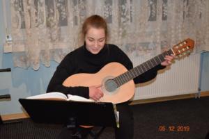 Nauka gry na gitarze Szkoła Muzyczna Września 2019 16