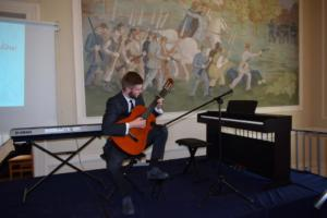 Koncert w pałacu 2018 07
