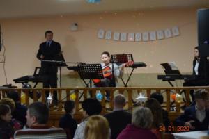 Koncert Dzień Babci i Dziadka 24 I 2020 Szkoła Muzyczna Effect we Wrześni 016