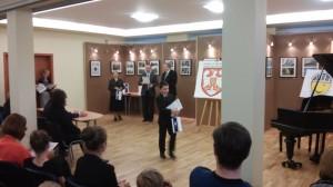 Szkoła muzyczna Września przegląd talentów Środa Wlkp. 2014 07