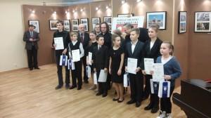 Szkoła muzyczna Września przegląd talentów Środa Wlkp. 2014 09