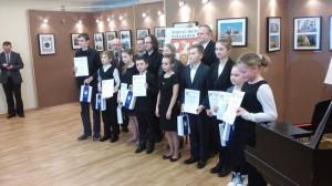 Szkoła muzyczna Września przegląd talentów Środa Wlkp. 2014 11