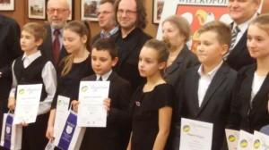 Szkoła muzyczna Września przegląd talentów Środa Wlkp. 2014 12