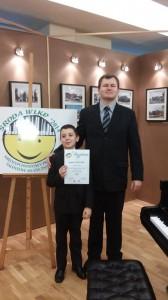 Szkoła muzyczna Września przegląd talentów Środa Wlkp. 2014 18