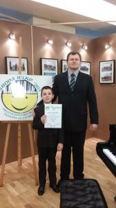 Szkoła muzyczna Września przegląd talentów Środa Wlkp. 2014 19